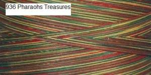 936 Pharoah's Treasures